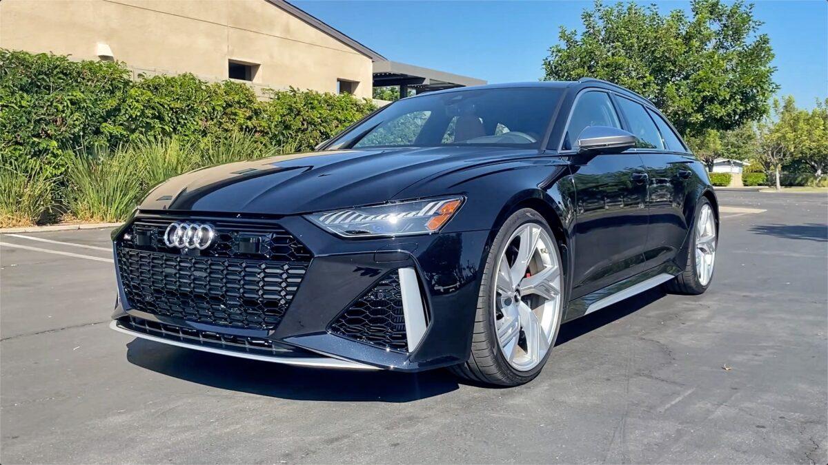 2021 Audi RS6 Avant Review | Video, Specs - MilesPerHr