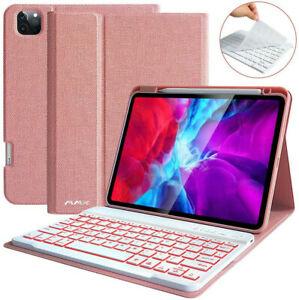 iPad Pro 11 Case 2020 with Bluetooth Wireless Detachable ...