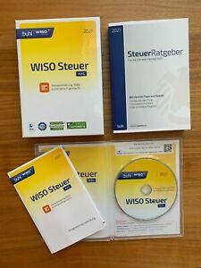 WISO Steuersparbuch Mac 2021 für Steuer 2020 Paket | eBay