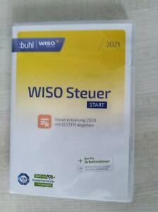 WISO Steuer Start 2021 - CD ROM | eBay