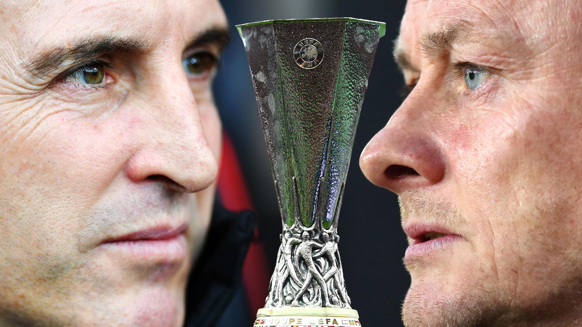Europa League final 2021: Date, time, odds, TV schedule ...