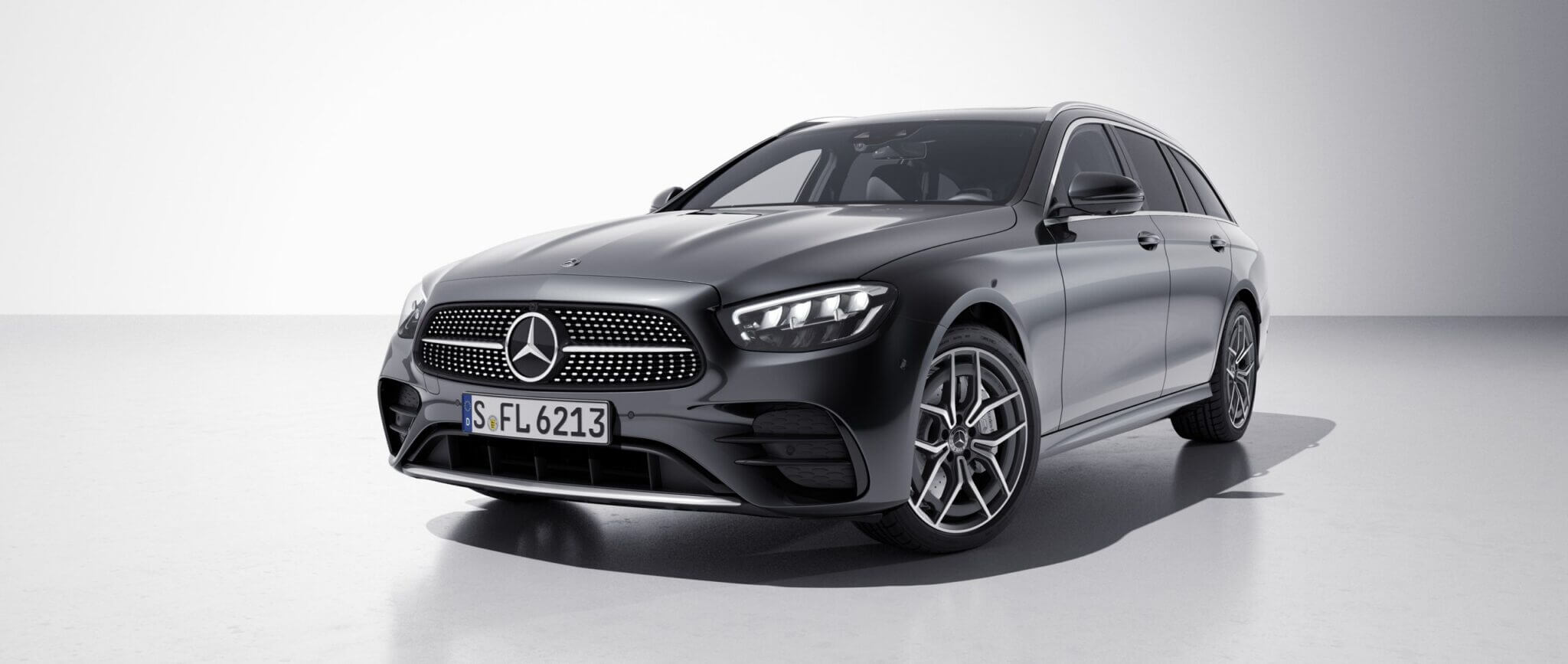 New 2021 Mercedes E-class official info and photos