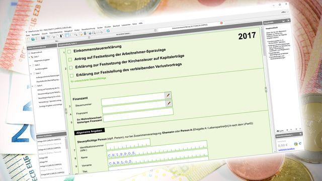 Vereinfachter Antrag auf Lohnsteuer-Ermäßigung 2021 - PDF ...