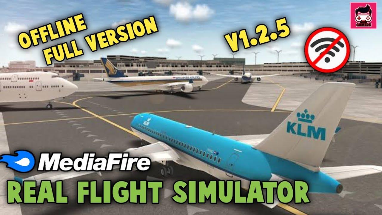 Download RFS Real Flight Simulator Mod APK terbaru 2021 1 ...