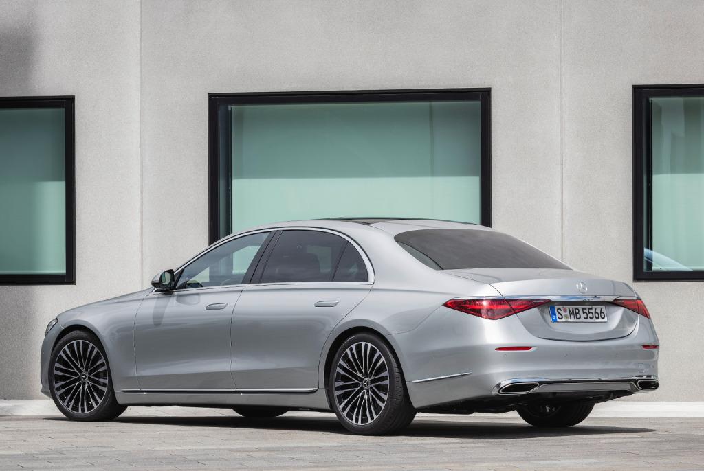 Autozine - Foto's: Mercedes-Benz introduceert S-Klasse ...