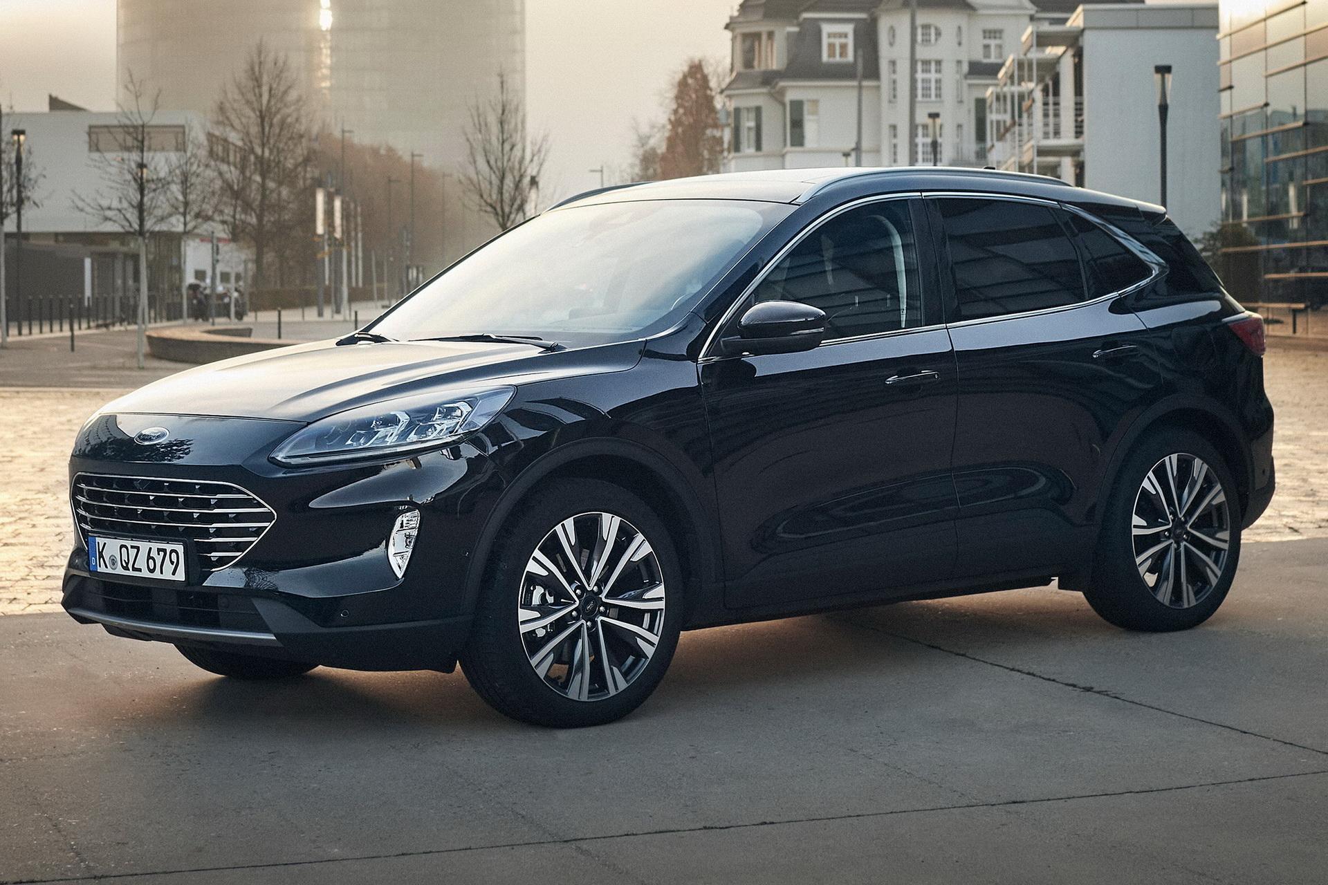 Ford Kuga Hybrid 2021 - Ford Europa - Autopareri