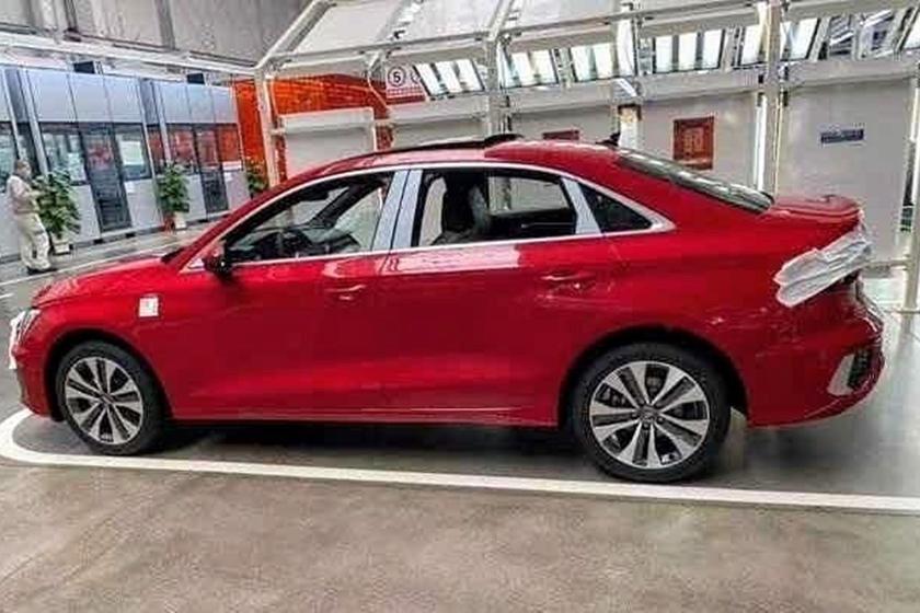 2021 Audi A3 sedan leaked | The Torque Report