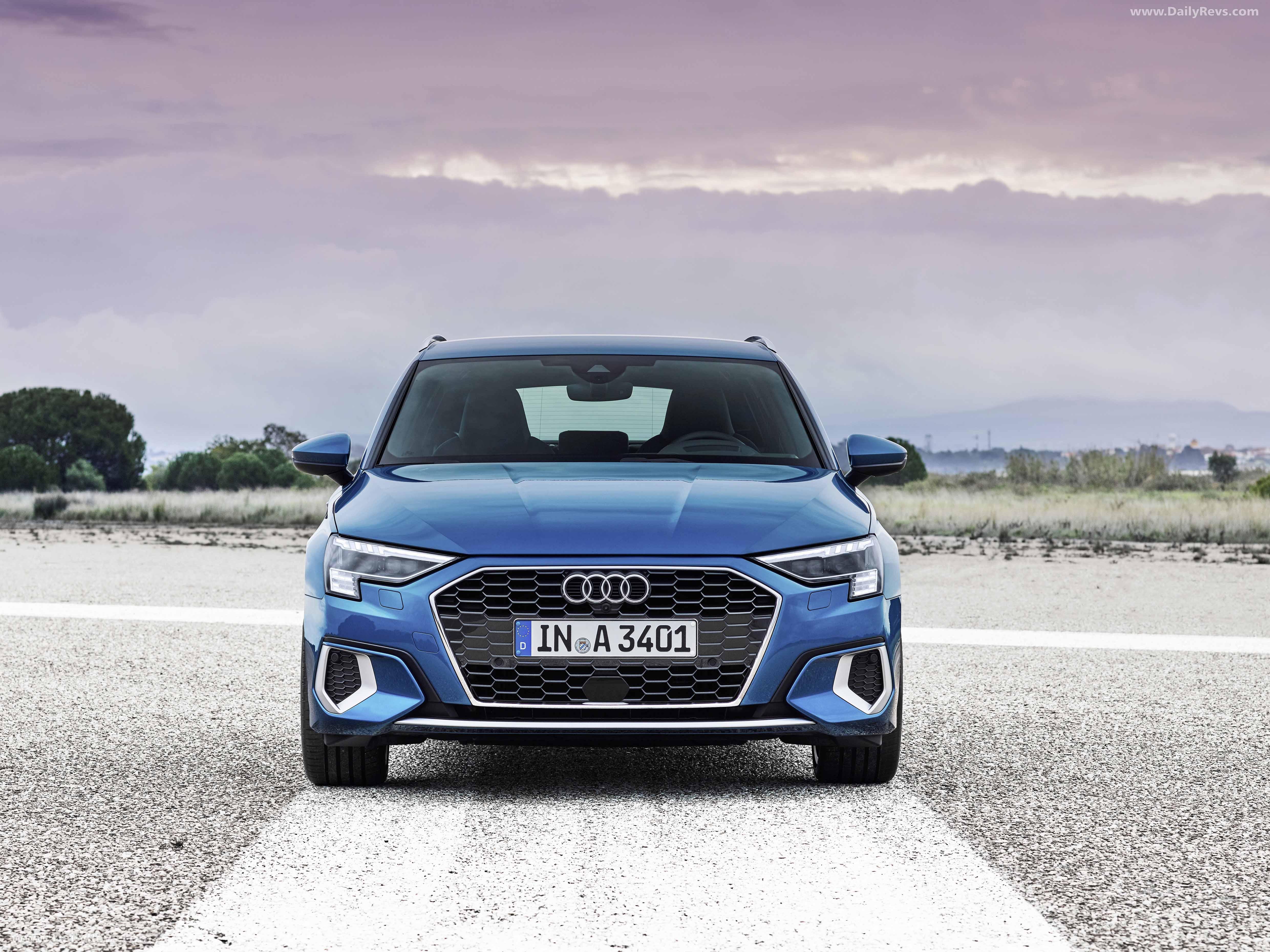 2021 Audi A3 Sportback - HD Pictures, Videos, Specs ...