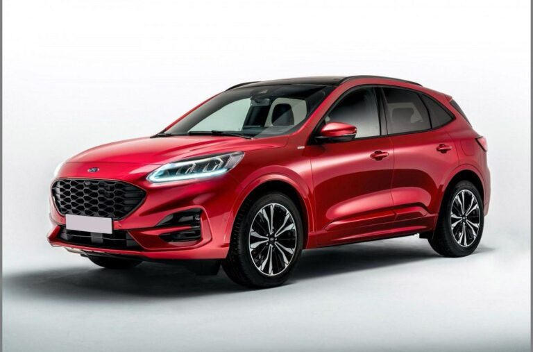 2021 Ford Kuga Fiyat Model New South Africa Listesi ...