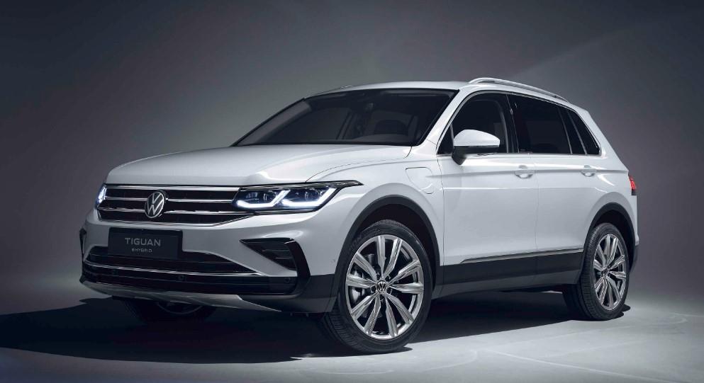 2021 Volkswagen Tiguan E-Hybrid Colors, Release Date ...
