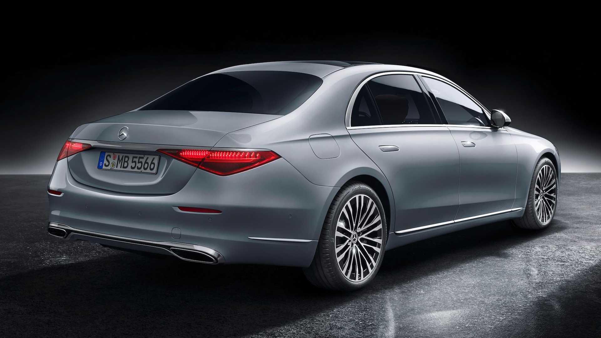 Novo Mercedes Classe S 2021 terá versão que roda 100 km no ...