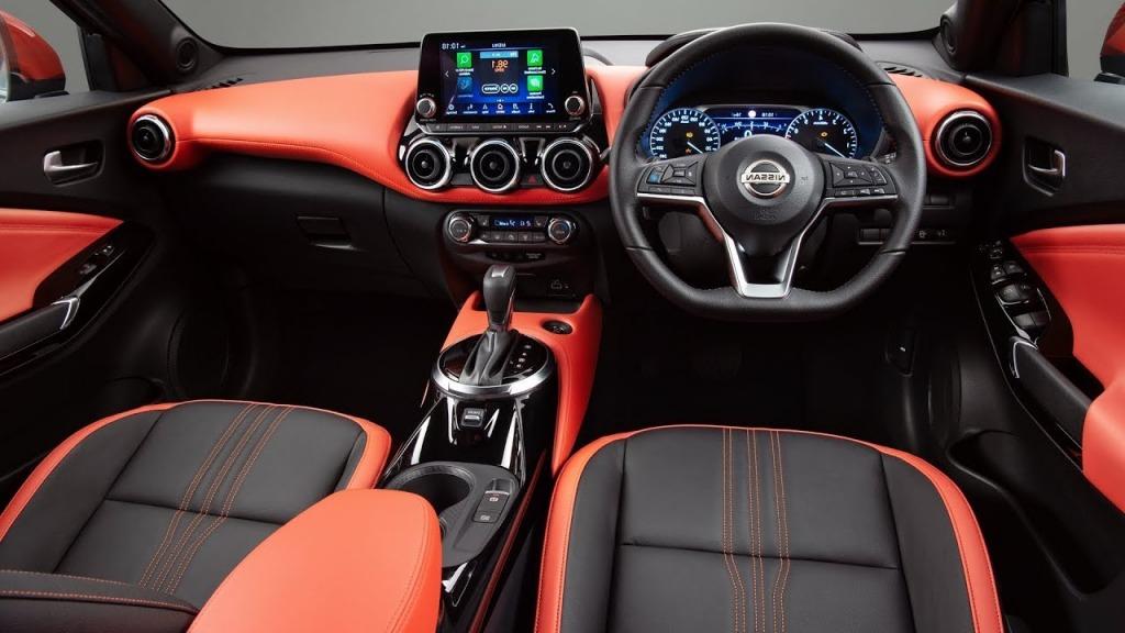 2021 Nissan Juke Exterior   Top Newest SUV