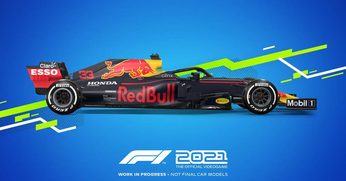 F1 2021 llegará el 16 de julio a PS5, Xbox Series X/S, PS4 ...