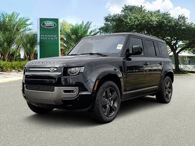 2021 Land Rover Defender 110 X-Dynamic HSE AWD for Sale in ...
