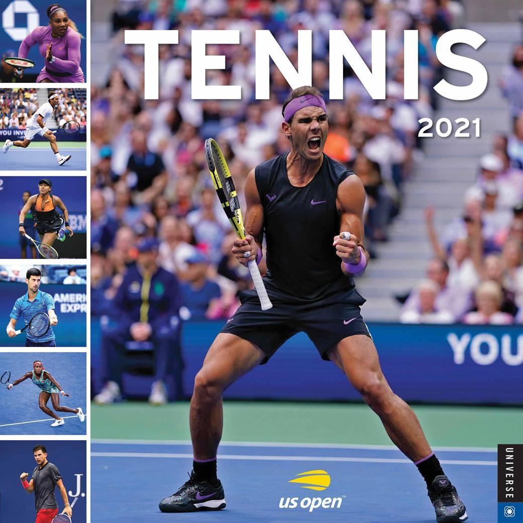 Tennis US Open Calendar 2021 at Calendar Club