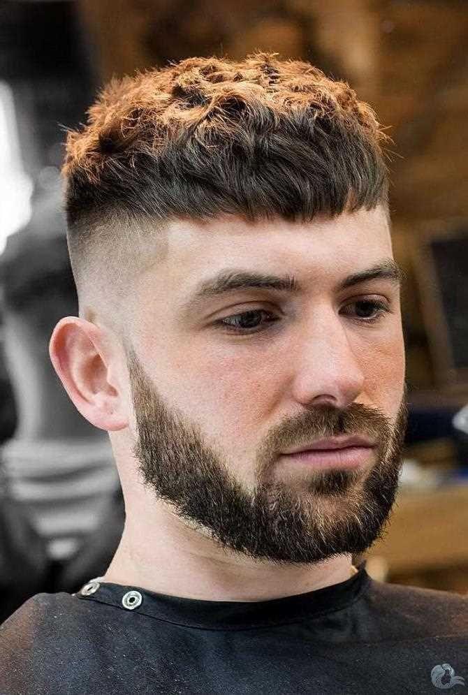 Beste 30 Frisuren für Männer mit Bärten 2021 - | Haar ...