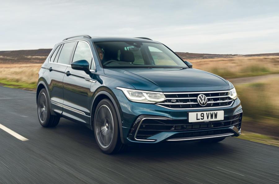 Volkswagen Tiguan 2.0 TDI Elegance 2021 : Test & Avis ...