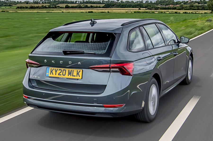 Skoda Octavia Estate 1.0 TSI e-TEC 2021 UK review | Autocar