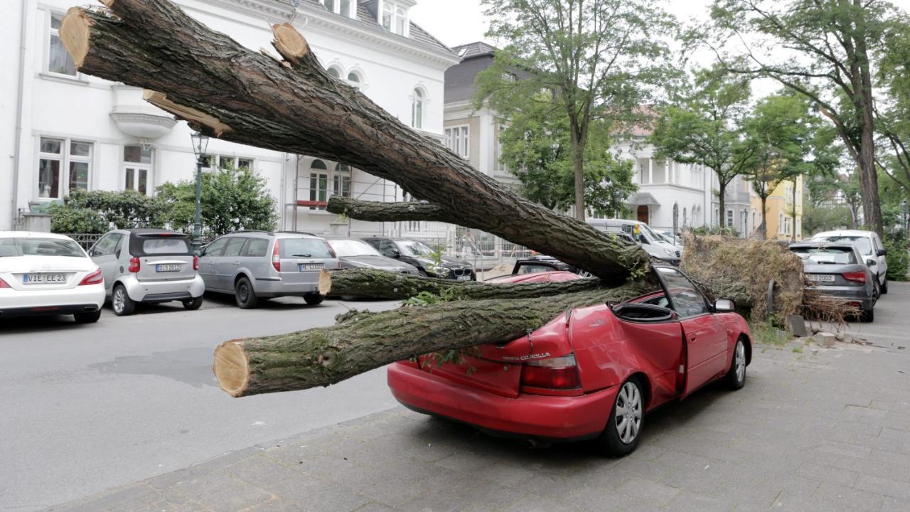 Nicht immer zahlt die KFZ-Versicherung - Wer haftet bei ...