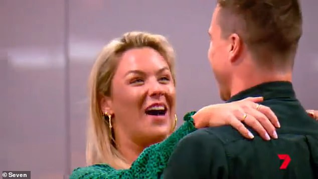 Big Brother's Katie Williams is left speechless as her ex ...