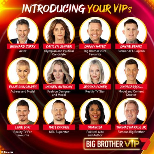 Big Brother VIP Lineup CONFIRMED: Channel Seven Finally ...