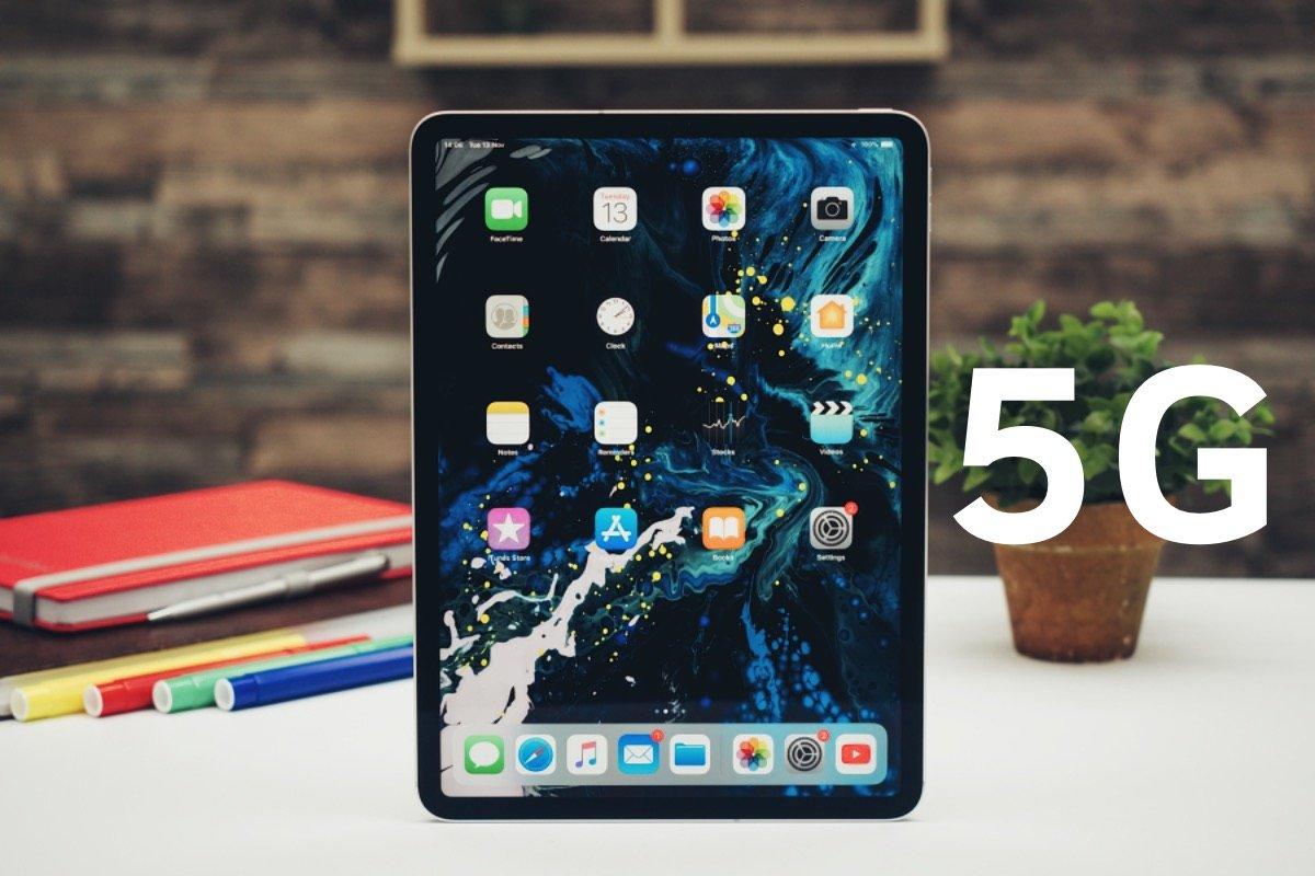 Apple готовы выпустить новый iPad Pro 5G уже в первом ...