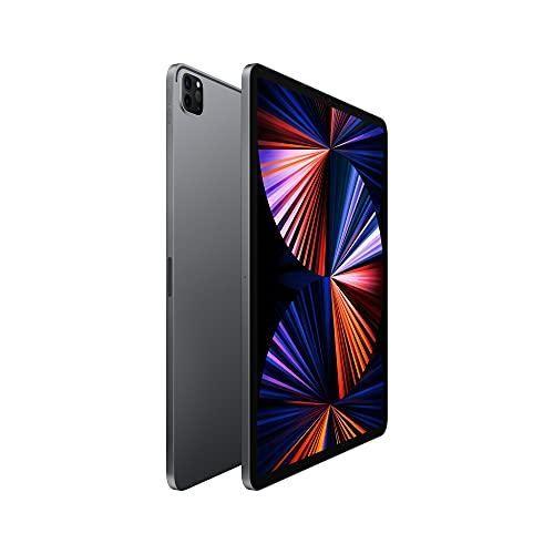 2021 Apple 12.9-inch iPad Pro (Wi‑Fi, 256GB) - Space Gray ...