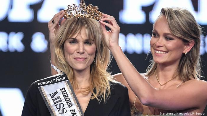 All-woman jury names Miss Germany 2020 | News | DW | 16.02 ...