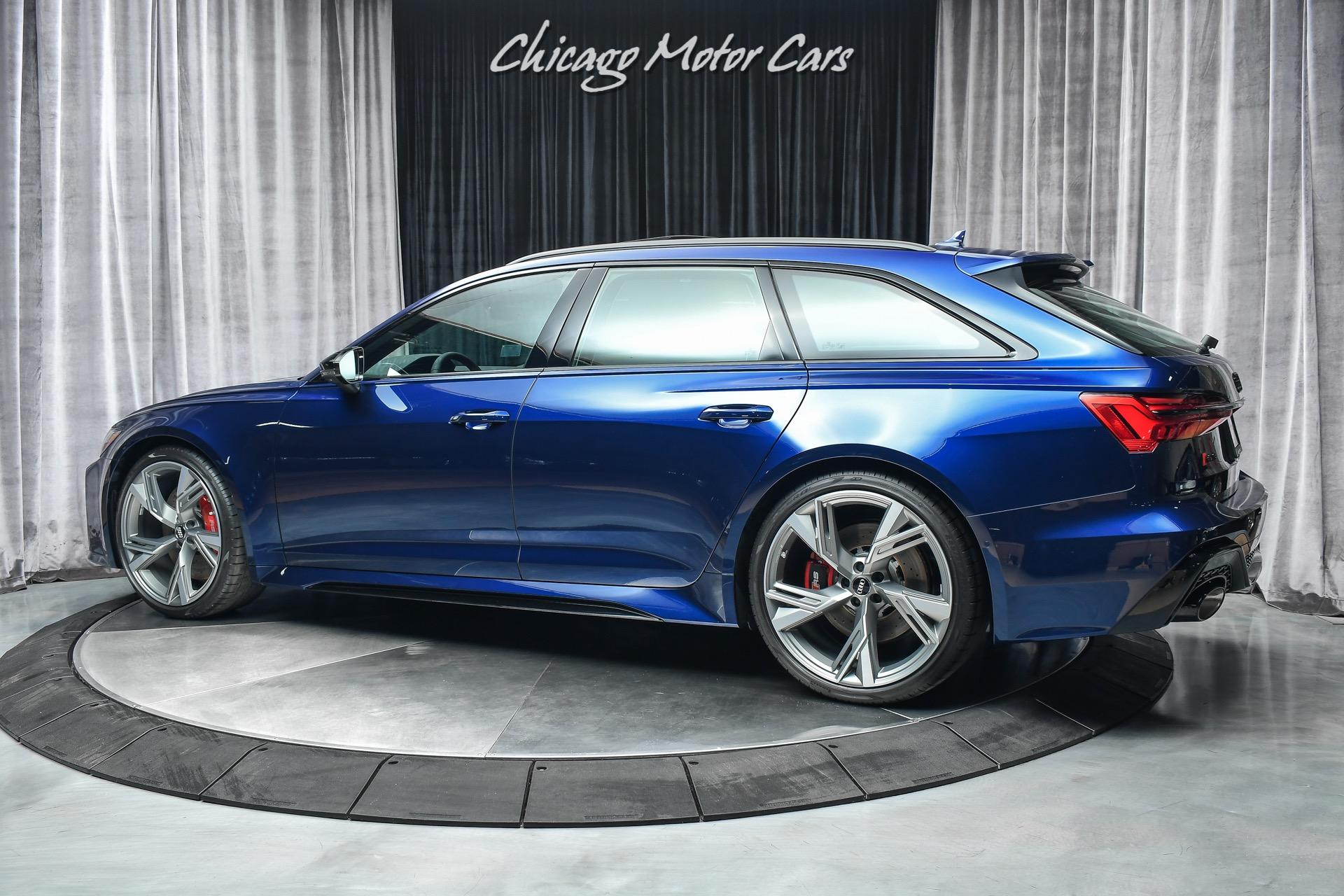 2021 Audi RS6 Avant - Chicago Motor Cars - United States ...