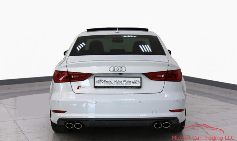 SOLD!Audi S3 2016 GCC - October 2021 Audi Warranty/FSH ...