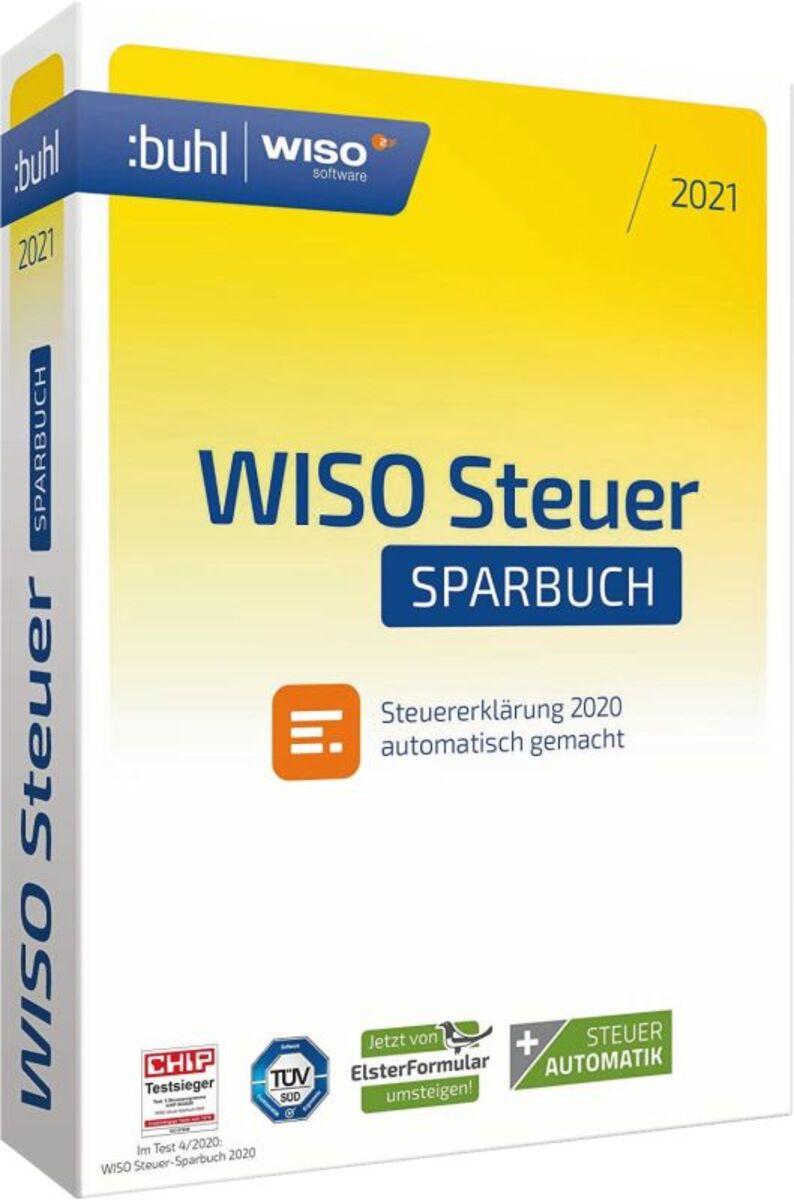 Buhl Data Service WISO Steuer-Sparbuch 2021 Alles für Ihre ...