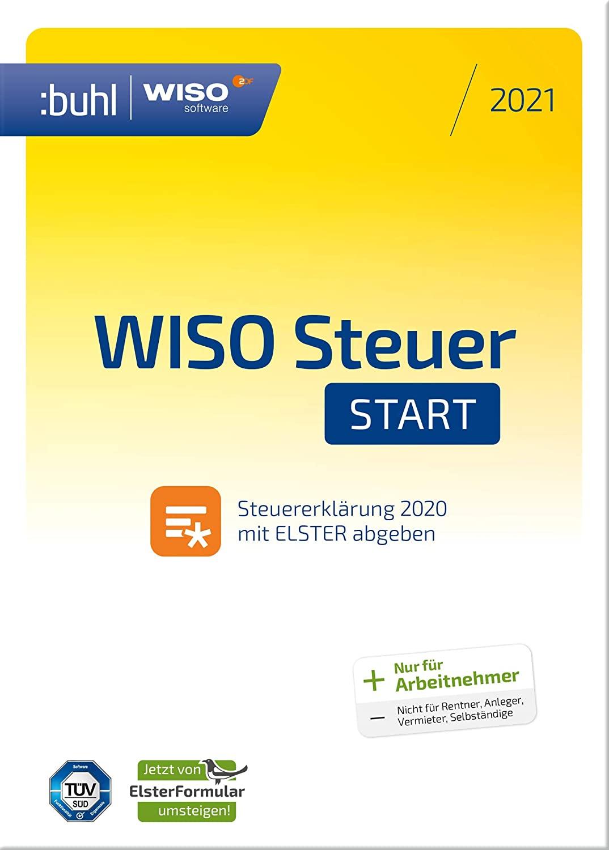 WISO-Steuererklärung 2020/2021: Software heute mit 50% ...