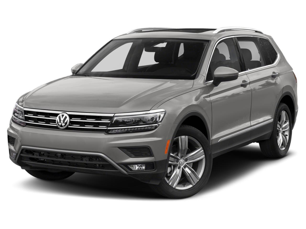 New 2021 Volkswagen Tiguan Highline w/R-Line, AWD & Driver ...