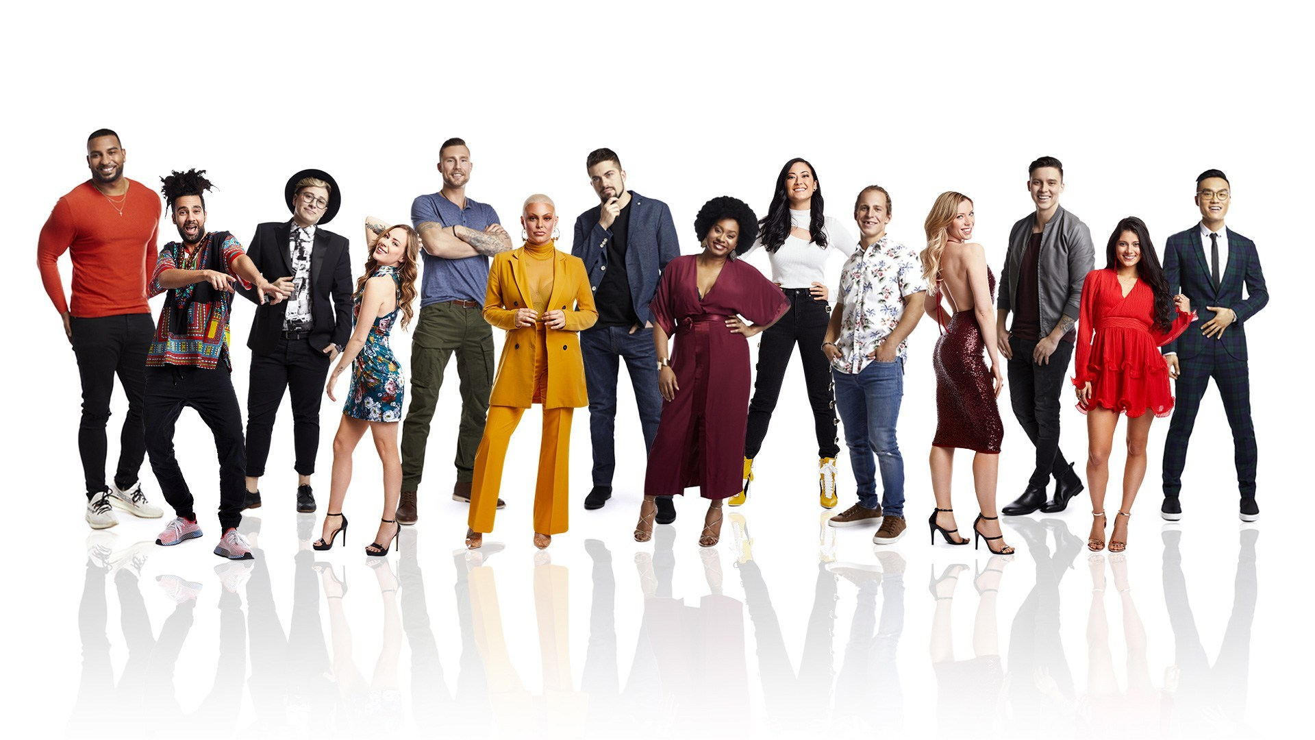 Big Brother Canada (TV Series 2013 - Now)