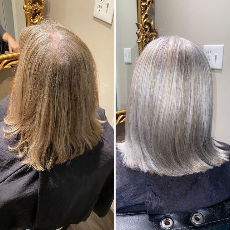 Welche Haarfarbe für Frauen über 50? Hier sind 21 schöne ...