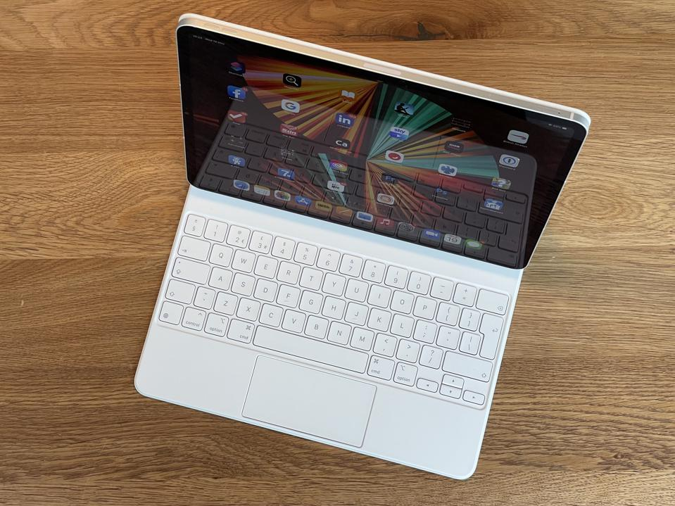 Apple iPad Pro 2021 Review: Speedy Performance, Awesome ...