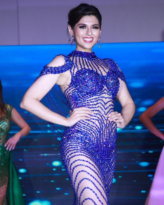 Alejandra Gavidia is Miss Universe El Salvador 2021 ...