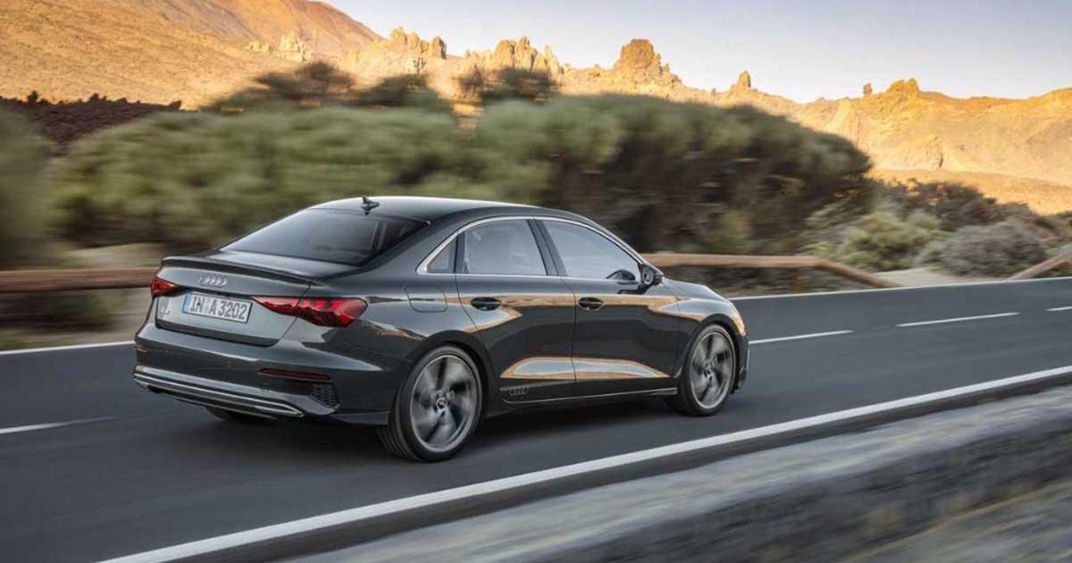 2021 Audi A3 sedan all set to hit markets - Global Village ...