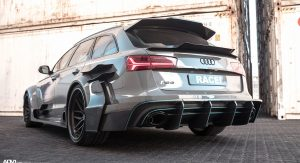 Widebody Audi RS6 From South Africa Wants To Be A DTM ...