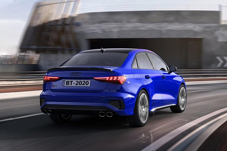 Audi S3 2021 diseño - BuenTaller
