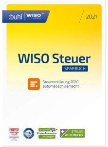 WISO Steuer-Sparbuch 2021 (für Steuerjahr 2020) oder ...