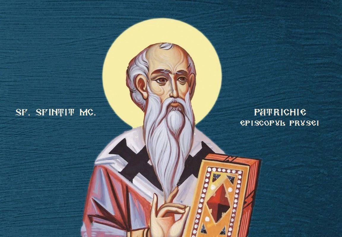Calendar ortodox 19 mai 2021. Sfântul Mucenic Patrichie ...