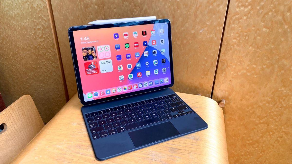 New iPad Pro 2021 leak just revealed Magic Keyboard ...