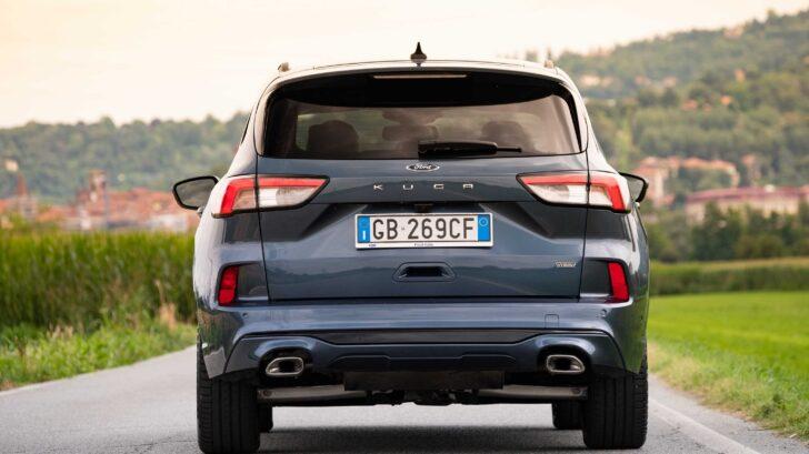 Ford Kuga 2021: Listino prezzi, dimensioni, interni ...