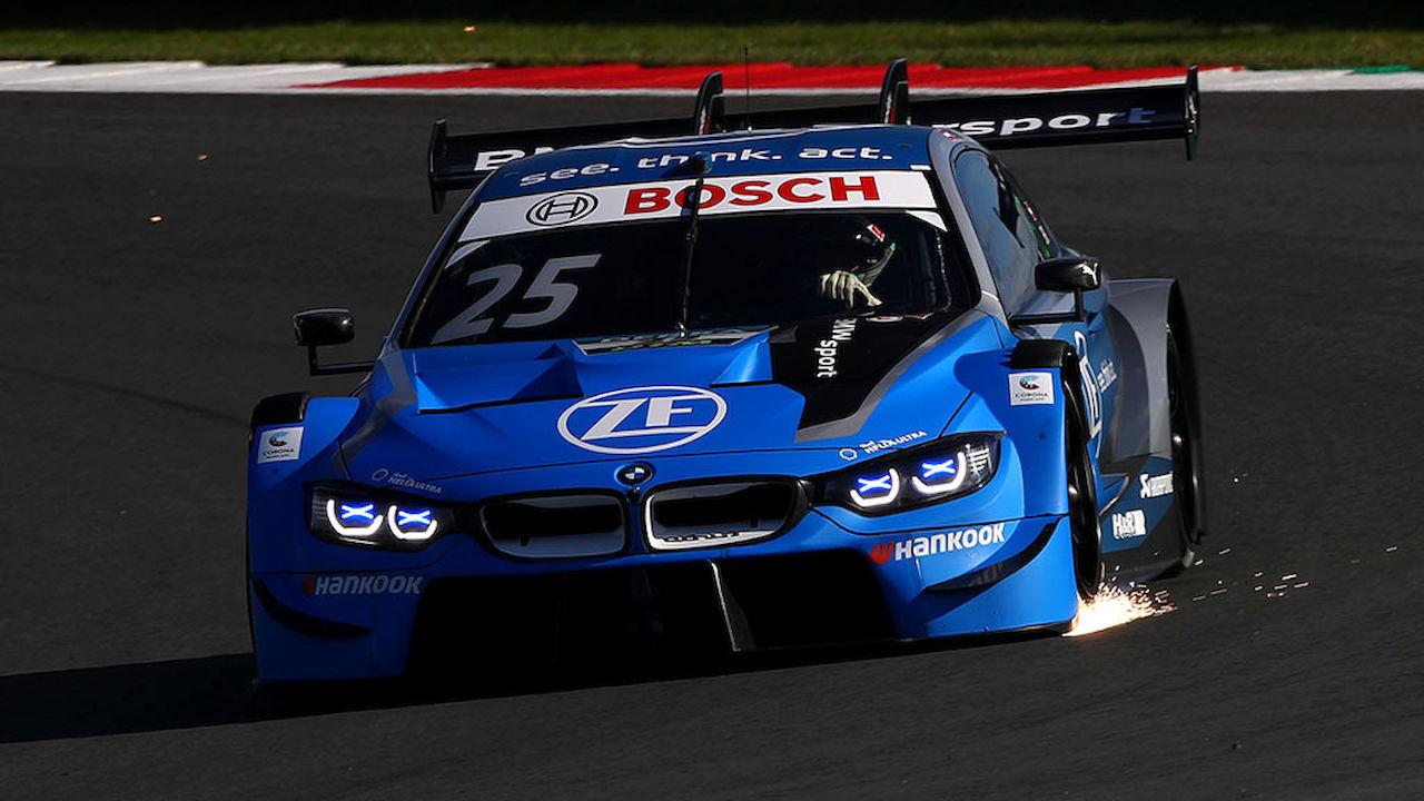 DTM: Philipp Eng verpasst Podest am Nürburgring knapp ...