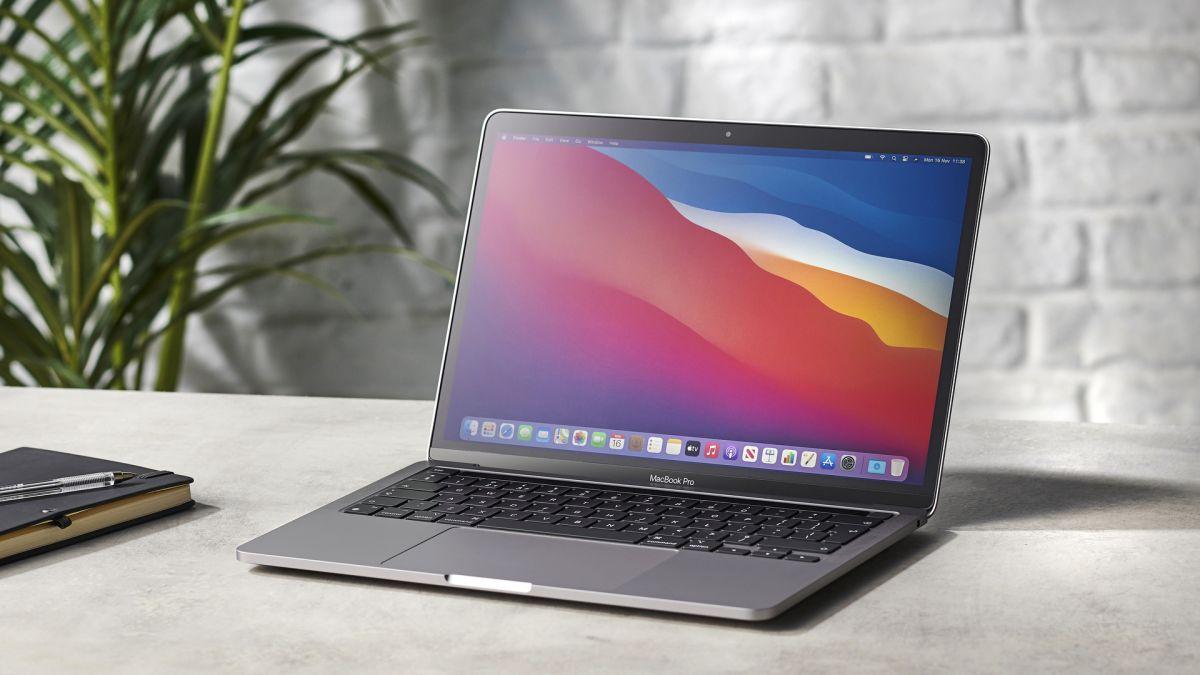 Apple MacBook Pro 13-inch (M1, 2020) | TechRadar