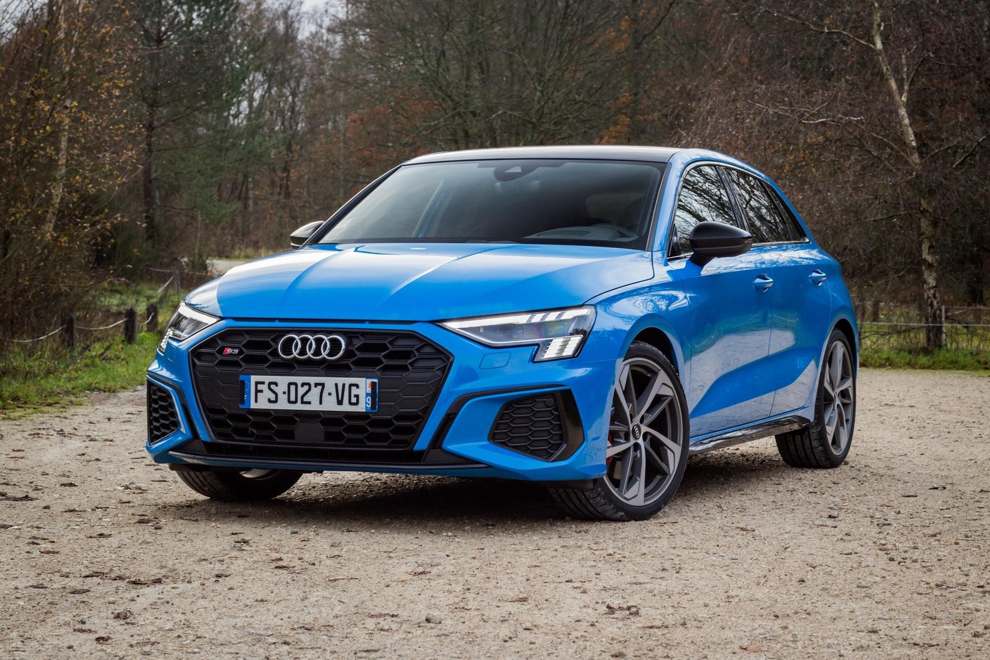 Essai de l'Audi S3 Sportback 2021 : douce sportivité