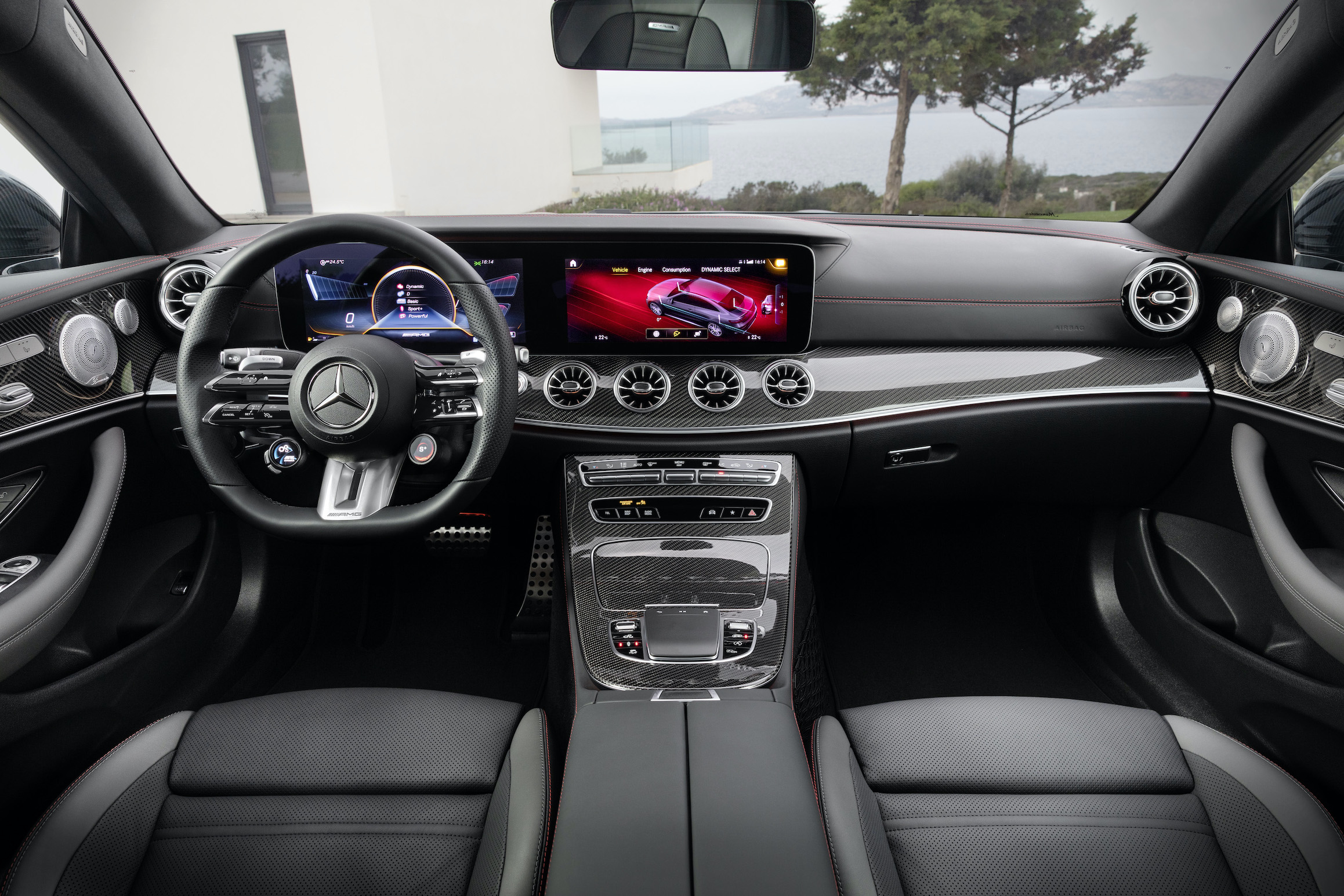 2021 E-Class Coupe and Cabriolet debut, will arrive in UAE ...