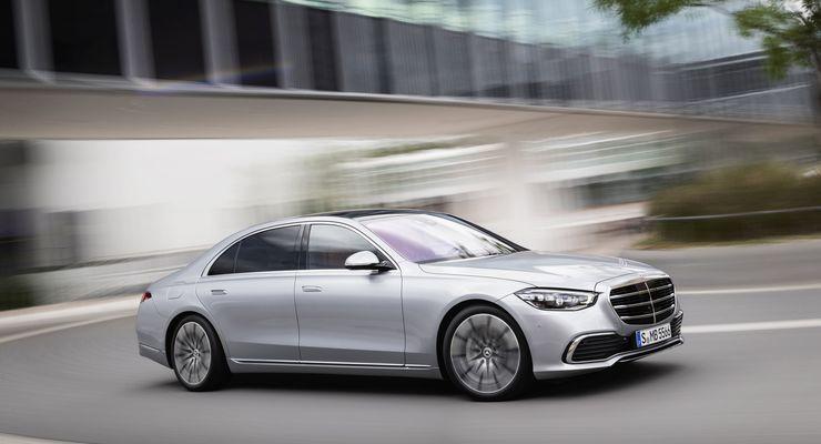 """Neue Mercedes S-Klasse W223 (2021)"""",: Die Luxus-Limousine ..."""