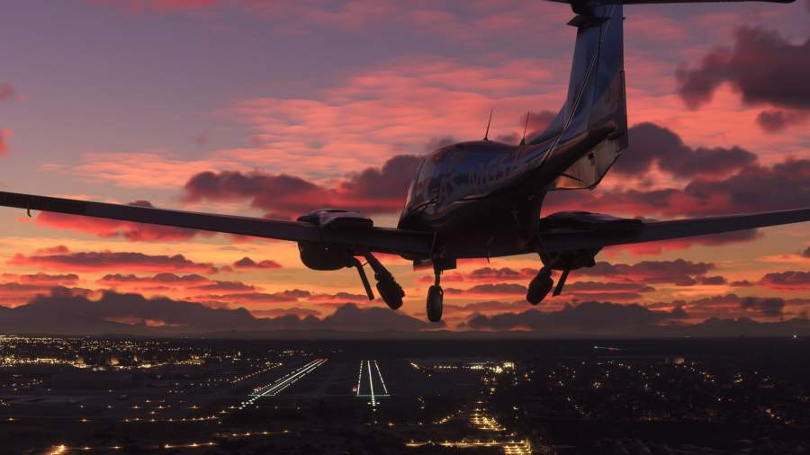 Microsoft Flight Simulator Release Date: Trailer, Gameplay ...